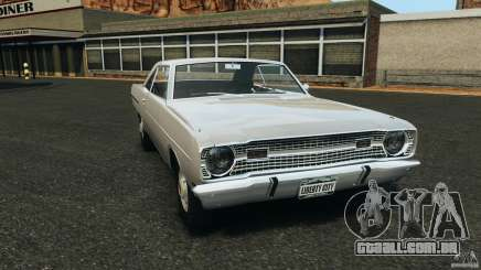 Dodge Dart 1969 [Final] para GTA 4