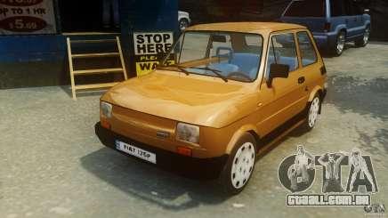 Fiat 126p FL Polski 1994 Wheels 2 para GTA 4