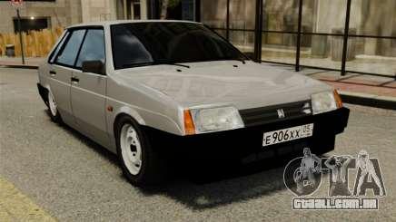 Vaz-21099 para GTA 4