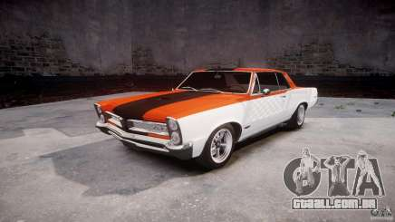 Pontiac GTO 1965 v3.0 para GTA 4