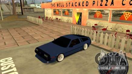 Delorean DMC-12 Drift para GTA San Andreas