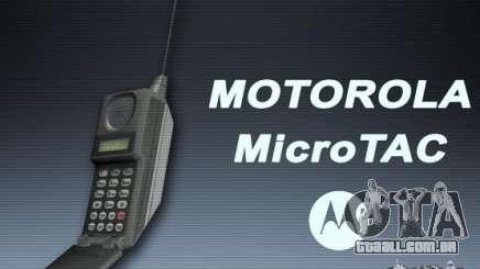 Motorola MicroTAC para GTA San Andreas
