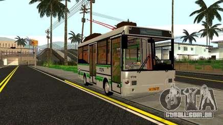 SULCO MTRZ 3237 para GTA San Andreas