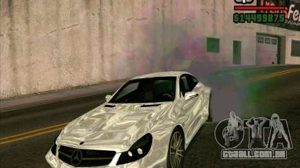 Mercedes-Benz SL65 AMG Black Series para GTA San Andreas