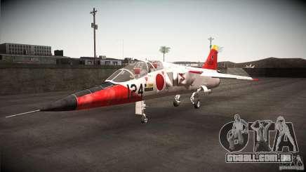 Mitsubishi T-2 para GTA San Andreas
