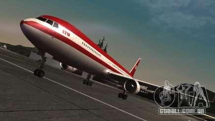 Boeing 767-3G5ER LTU Airways para GTA San Andreas