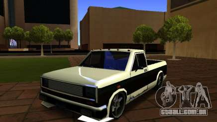 New Tuned Bobcat para GTA San Andreas