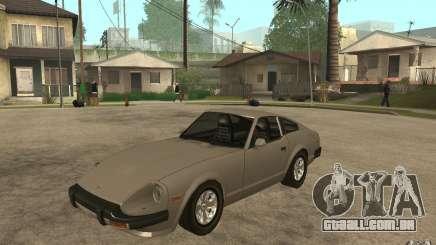 Datsun 280Z 1974 para GTA San Andreas