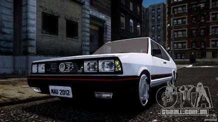 Volkswagen Passat Pointer GTS 1988 Turbo para GTA 4