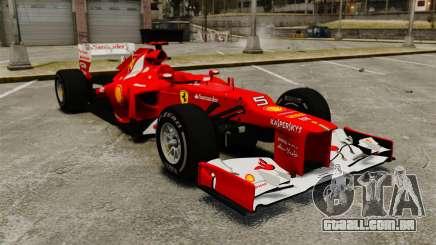 Ferrari F2012 Borgonha para GTA 4