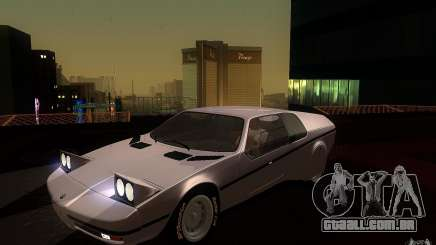 BMW Turbo 1972 para GTA San Andreas