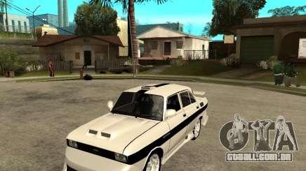 AZLK 2140 no subsolo para GTA San Andreas