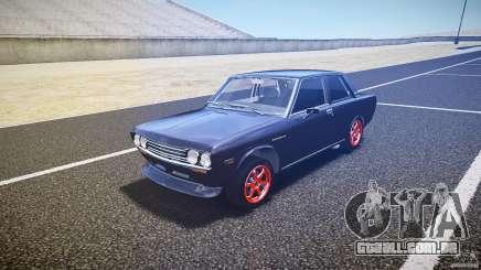 Datsun Bluebird 510 Tuned 1970 [EPM] para GTA 4