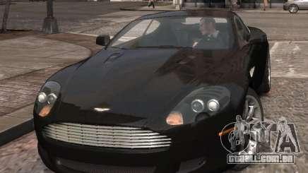 Aston Martin DB9 2008 v 1.0 para GTA 4