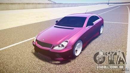 Mercedes Benz CLS Light Tuning v1.0 Beta para GTA 4