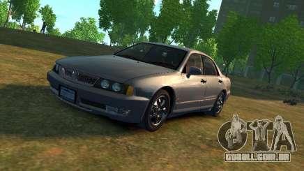Mitsubishi Diamante v2.0 para GTA 4