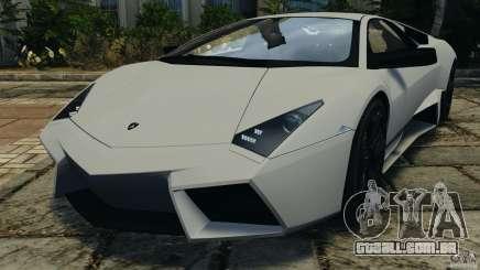 Lamborghini Reventon 2008 v1.0 [EPM] para GTA 4