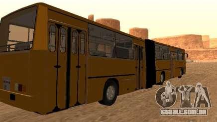 Reboque Ikarusu 280.33 para GTA San Andreas