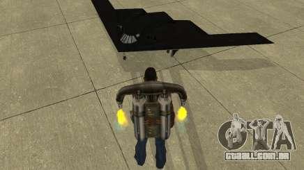 B-2 Spirit Stealth para GTA San Andreas