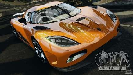 Koenigsegg Agera R v2.0 [EPM] para GTA 4