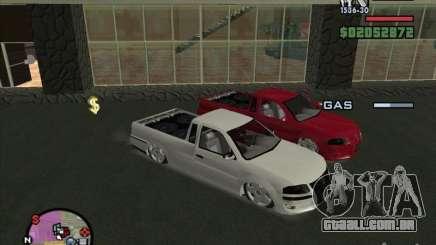 VW Saveiro G4 Surf para GTA San Andreas