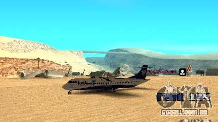 ATR 72-500 Air Azul para GTA San Andreas
