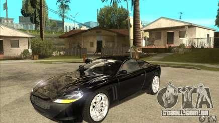 GTA IV SuperGT para GTA San Andreas