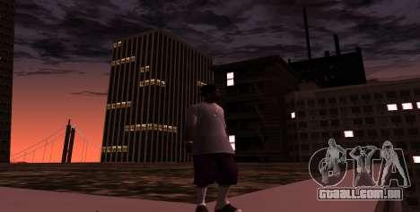 ENB Graphic Mod para GTA San Andreas sétima tela