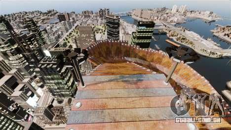 Pista alucinante para GTA 4 segundo screenshot