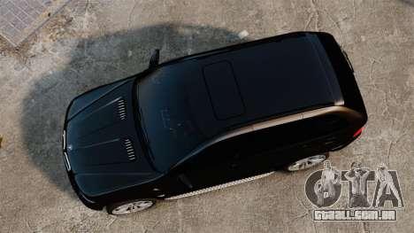 BMW X5 4.8iS v1 para GTA 4 vista direita