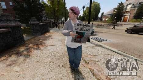 O New York Times v2 para GTA 4
