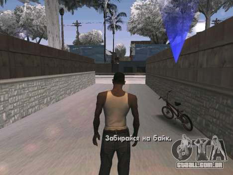 Winter Color Mod para GTA San Andreas terceira tela