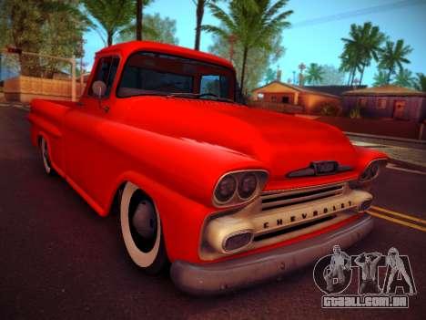 Chevrolet Apache para GTA San Andreas
