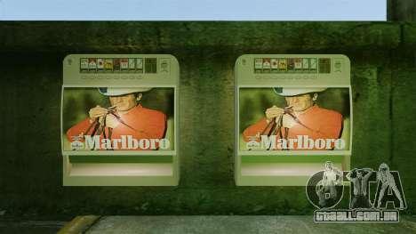 Nova máquina de vending vender cigarros para GTA 4 segundo screenshot