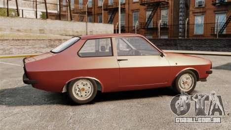Dacia 1310 Sport v1.1 para GTA 4 esquerda vista