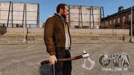 Tomahawk para GTA 4 terceira tela
