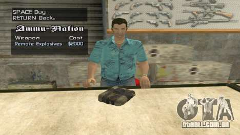 Full Weapon Pack para GTA San Andreas sétima tela