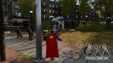Script para o Super-homem para GTA 4 segundo screenshot