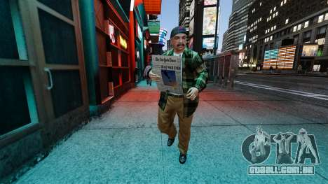 O New York Times v1 para GTA 4