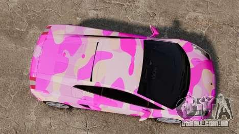 Lamborghini Gallardo 2005 [EPM] Pink Camo para GTA 4