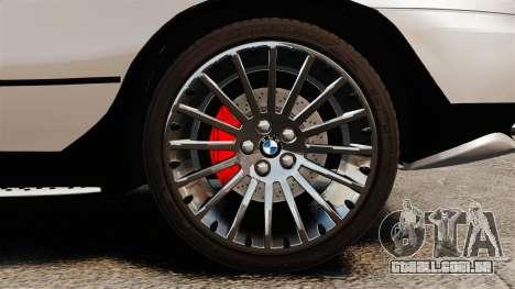 BMW X5 4.8iS v2 para GTA 4 vista lateral