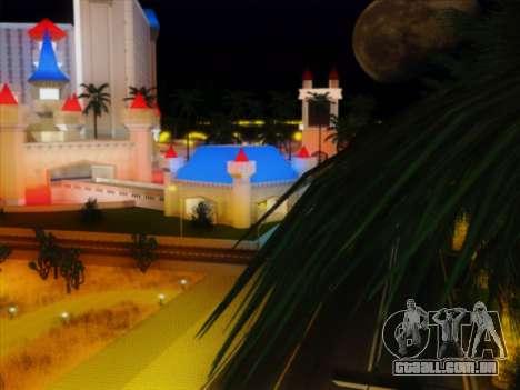 Project 2dfx para GTA San Andreas por diante tela