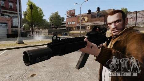 FN FAL DSA para GTA 4 por diante tela
