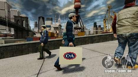 Pacote C & A para GTA 4