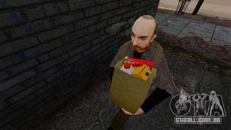 Novos produtos alimentares para GTA 4 segundo screenshot