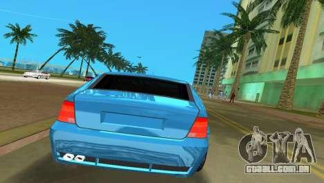 Volkswagen Bora para GTA Vice City vista direita