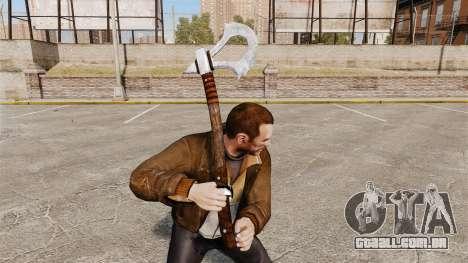 Tomahawk para GTA 4 segundo screenshot