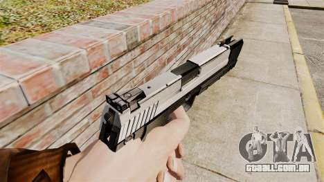 Carregamento automático pistola USP H & K v6 para GTA 4 segundo screenshot