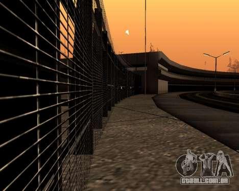 Satanic Colormode para GTA San Andreas terceira tela