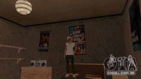 Willy Wonky para GTA San Andreas terceira tela